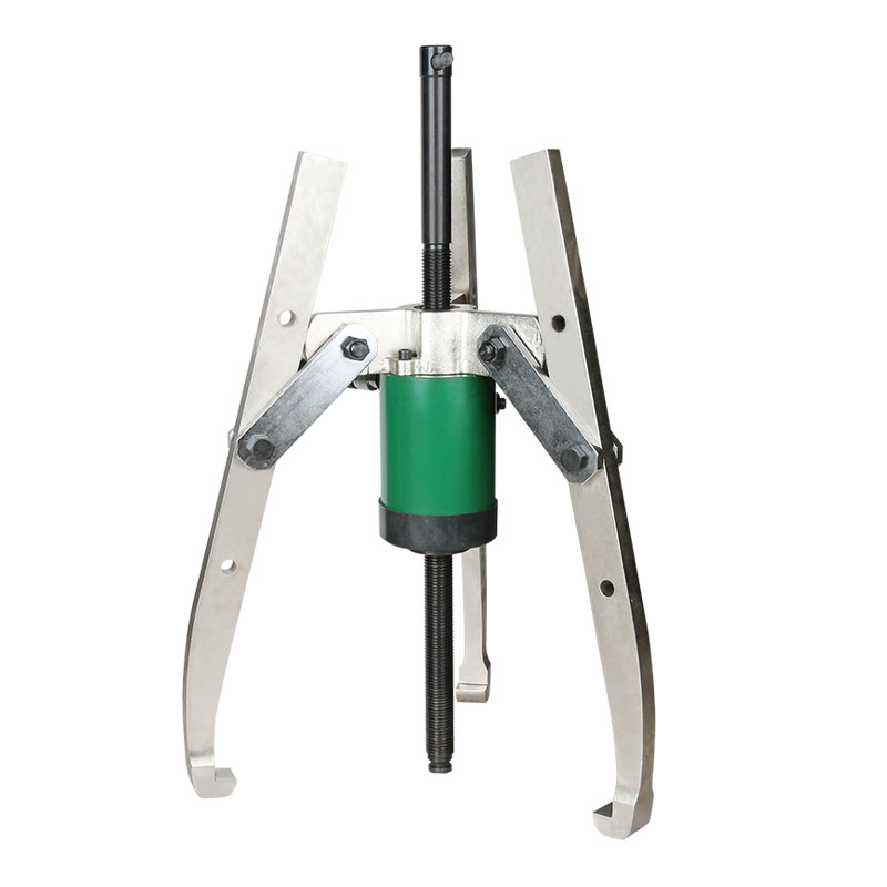 hydraulic 3 jaw self centering puller