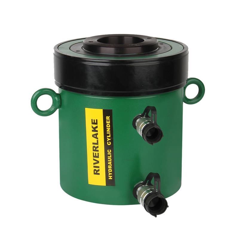 Double Acting Hydraulic Hollow Ram