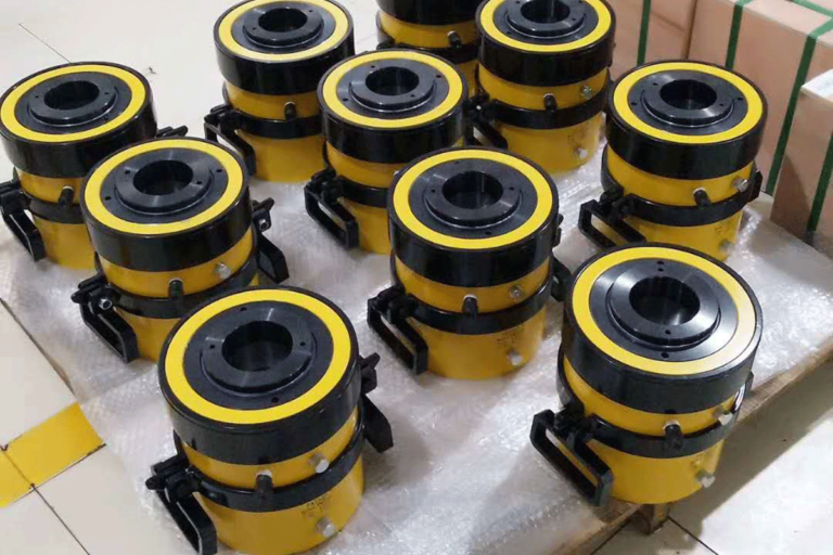 Hollow Hydraulic Cylinder Manufacturer-Hollow Ram Hydraulic Jack-Hollow Plunger Hydraulic Jack