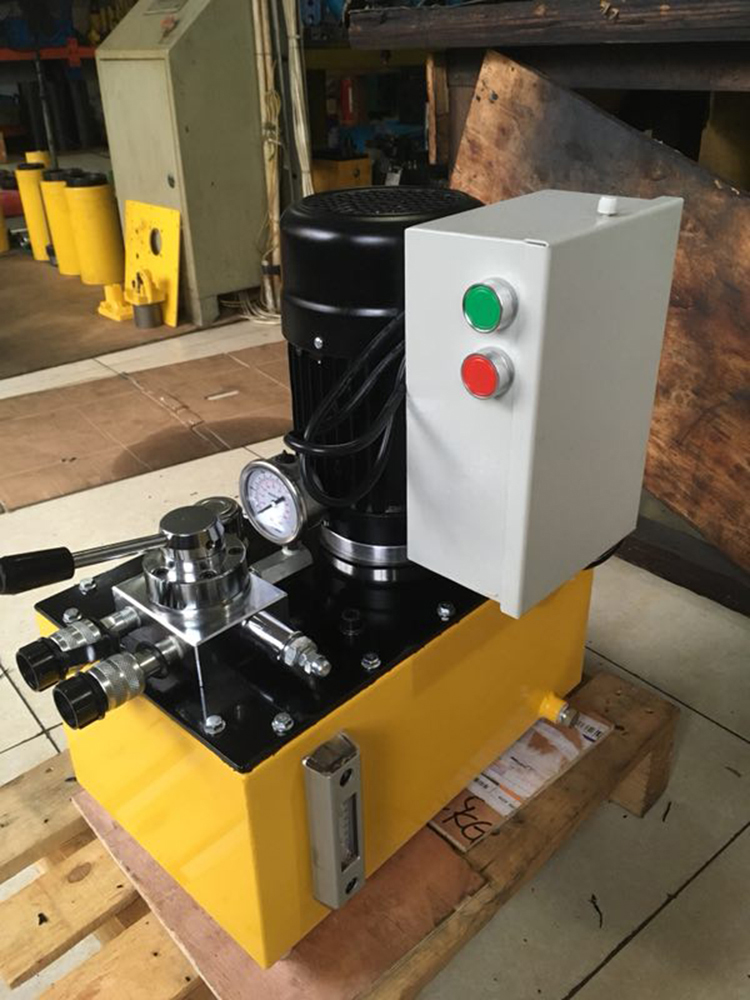 double acting hydraulic pump
