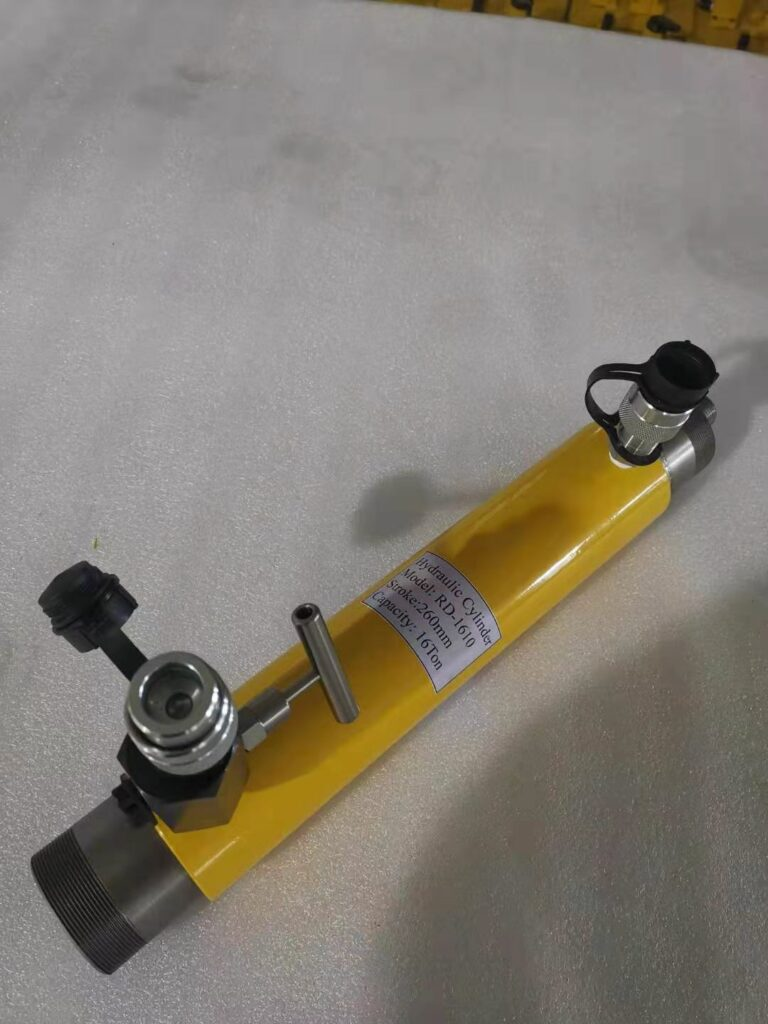 Precision Production Cylinders, Double-Acting