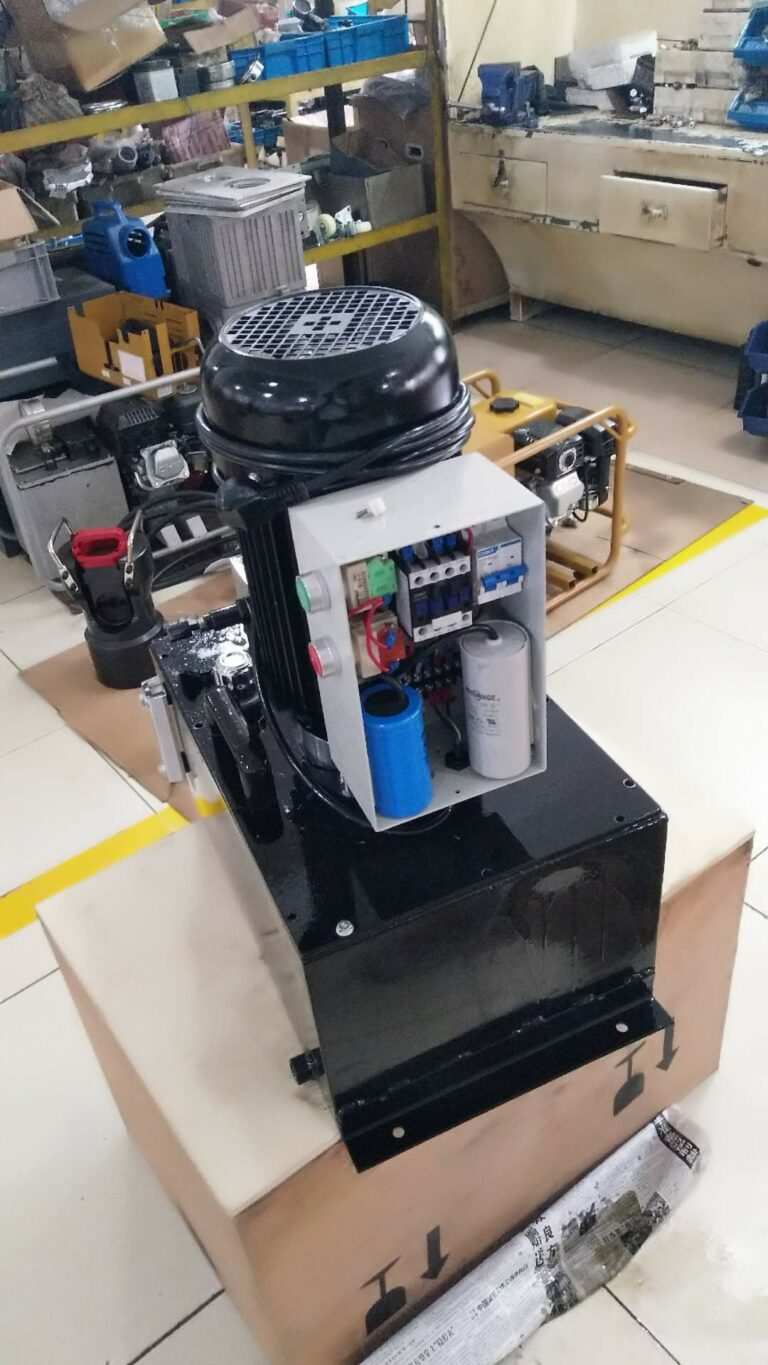 Hydraulic Pumps Power Unit