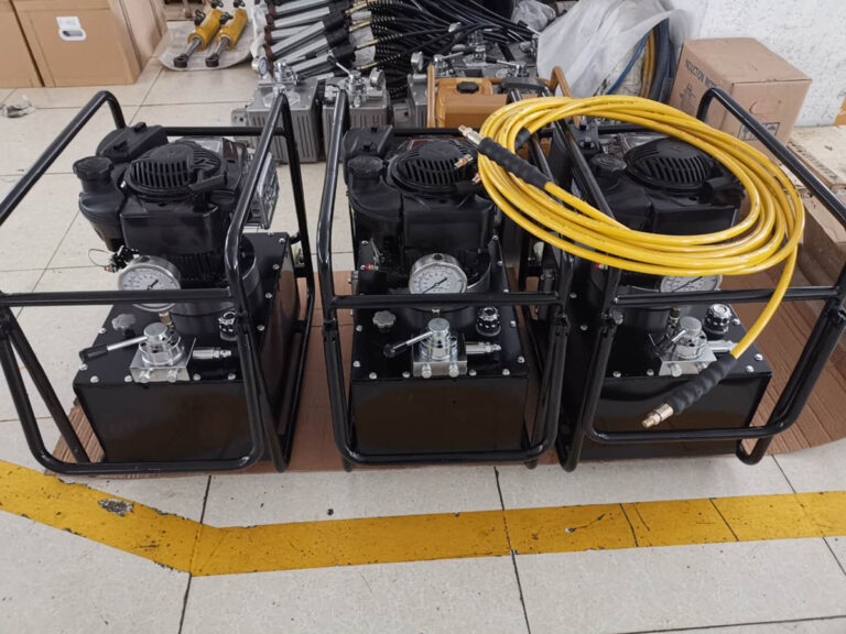 Gasoline Powered Hydraulic Power Units