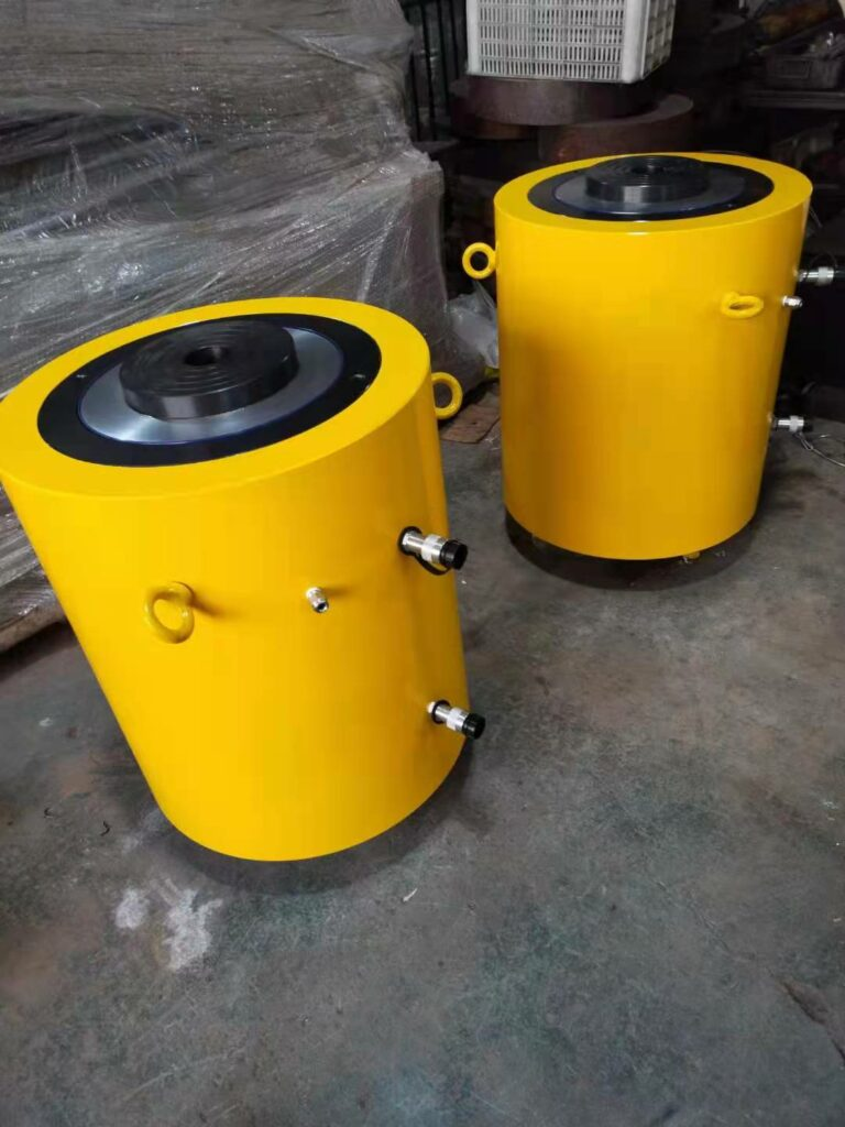 Hydraulic Jack for Pile Load Test
