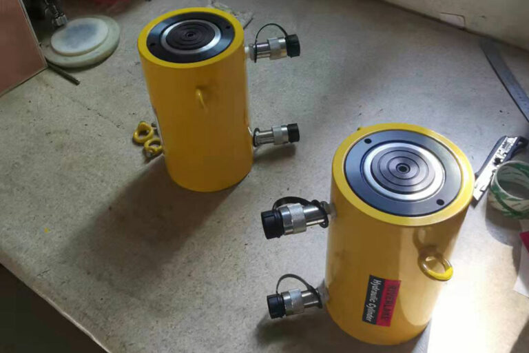 6 Pcs CLRG-1006 Double Acting Hydraulic Cylinder Delivered